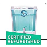 (CERTIFIED REFURBISHED) KENT Maxx 7-Litres UV + UF Water Purifier with detachable storage tank