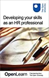 Developing your skills as an HR professional