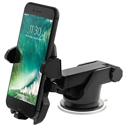 iOttie Easy One Touch 2 Car Mount Holder for iPhone 7 7 Plus 6s Plus 6s 5s 5c Samsung Galaxy S7 Edge S6 S5 Note 7 5