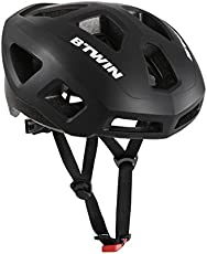 Btwin RoadR 100 Cycling Helmet - Black