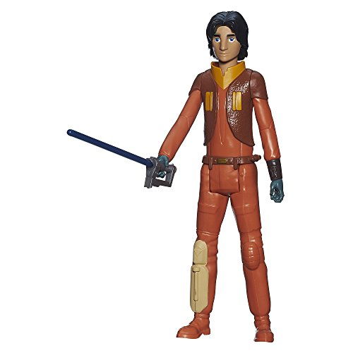 Star Wars Figura Rebels Ezra Bridger de 30 cm