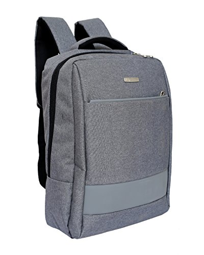 79b4a3c2e6 58% OFF on New Designed Business Laptop Backpack With USB Charging Point  And Water Resistant (Grey) on Amazon