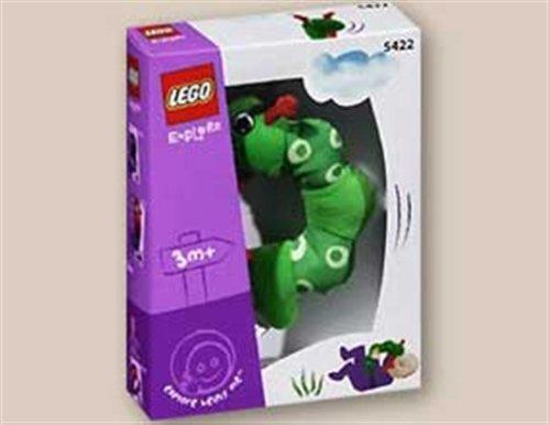 Preisvergleich Produktbild LEGO 3173 - Raupen-Beißring