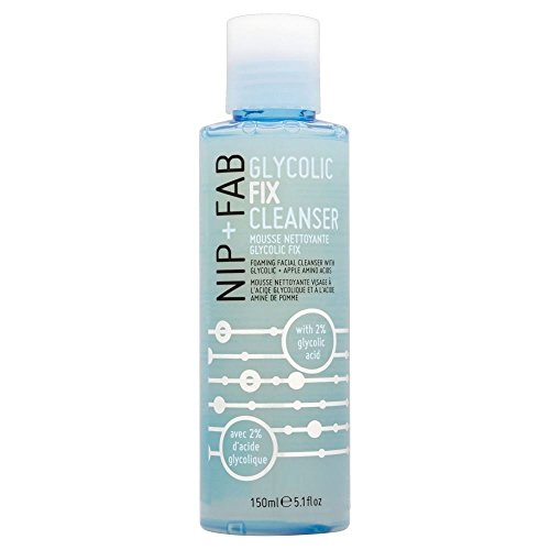 Nip + Fab glycolique Fix Cleanser (150ml) - Paquet de 6