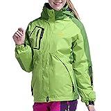 TianWlio Damen Mäntel Frauen Fleece Liner Outdoor Übergröße Kapuzenpullover Zwei Stück Stellen Sie Sport EIN Angriff Mantel