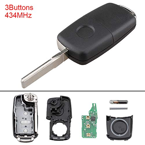 ePathChina® 434MHz 3 Buttons Key...