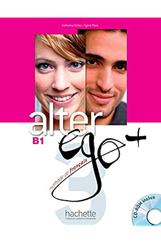 Descargar gratis Alter ego  + CD-ROM de Catherine Dollez