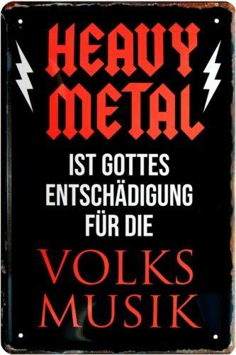 Heavy Metal ist Gottes Entschädi...