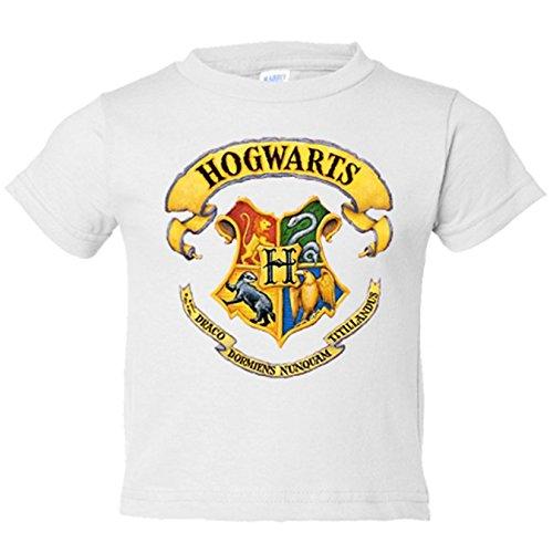 Camiseta niño Harry Potter Hogwarts School