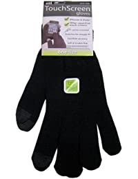 Men's Knitted Touch Screen Magic Gloves For All Touch Screen Phones/Tablets