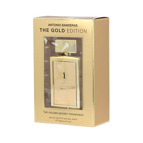 Antonio Banderas The Golden Secret Eau De Toilette 100 ml (man) -