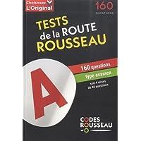 Test Rousseau de la route B 2022