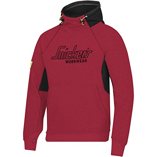 snickers-28151604006-size-large-sweatshirt-hoodie-chili-red-black