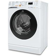 Indesit XWDA 751280X WKKK IT - Lavadora-secadora (Carga frontal, Independiente, Color blanco, Izquierda, Botones, Giratorio, LED)