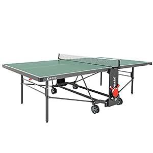 Sponeta Tischtennisplatte grün S 4-72e Outdoor