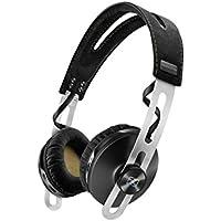 Sennheiser Momentum 2.0 ON-EAR Wireless - Auriculares de diadema cerrados inalámbricos (BT APTX / NFC, cancelación de ruido), color negro
