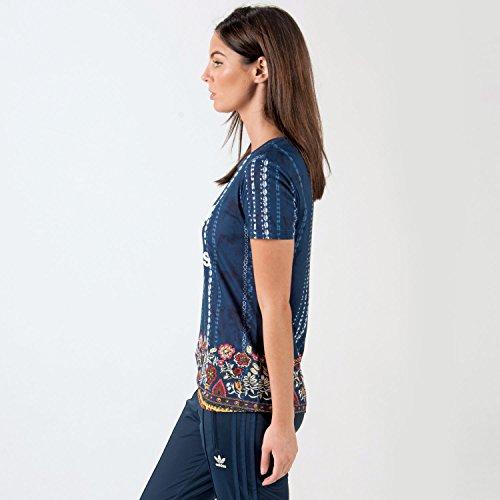 Brasilianische Frauen T-shirt (Damen T-Shirt adidas Originals Cirandeira T-Shirt)