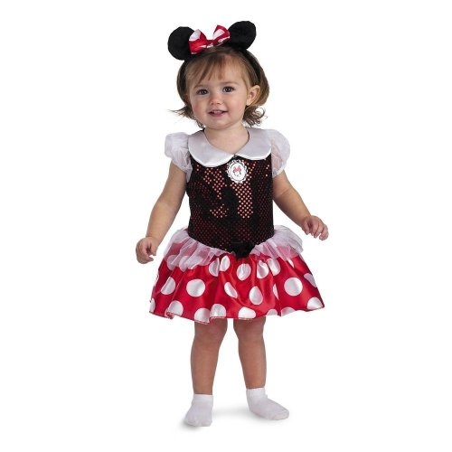 (Infant / Toddler Costume Halloween size of Disney Baby Minnie Infant / Toddler Costume Disney Baby Minnie: Infant / Toddler (japan import))