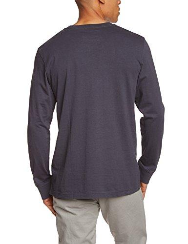 Eddie Bauer - 13402248, T-shirt da uomo Blu (Navy)