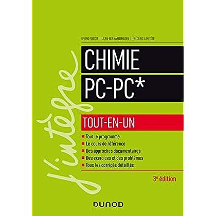 Chimie tout-en-un PC-PC* - 3e éd.