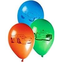 10 PALLONCINI PER FESTA COMPLEANNO BAMBINO TEMA CARS