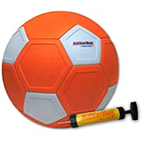 Kickerball by Swerve Ball The Ball that Bends Curves and Swerves Curve Ball Soccer Ball Curve Football Extreme Bends