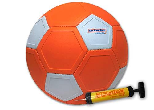 Kickerball by Swerve Ball - La bola dobla curvas desvíos