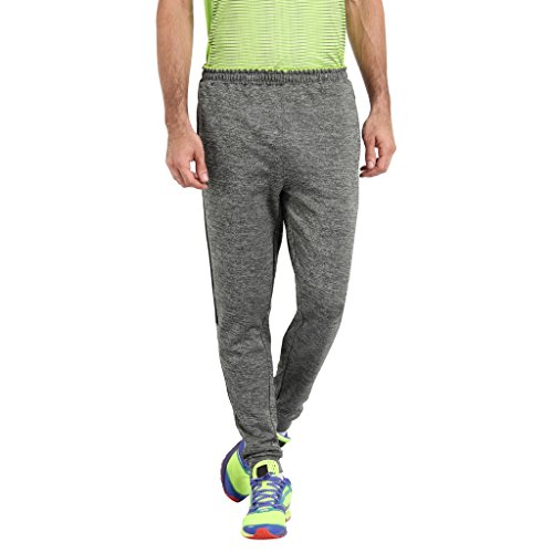 Proline Active Men's Track Pants (8907007331910 _63001525006_Small_Charcoal Marl)  available at amazon for Rs.675
