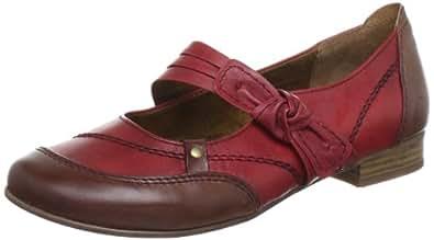 Jana Fashion 8-8-24200-20, Damen Pumps, Rot (CHILI COMB 595), EU 37.5 (UK 4.5) (US 4.5)