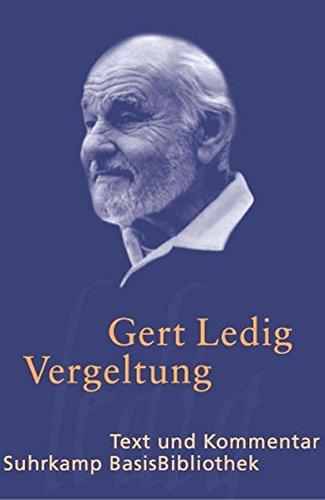 Buchseite und Rezensionen zu 'Vergeltung. Roman' von Gert Ledig