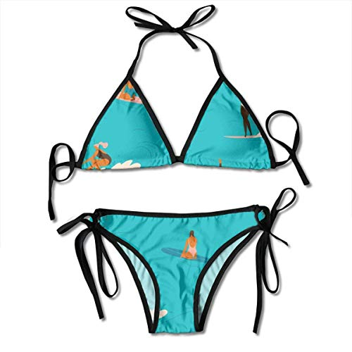 Fun Life Art Waikki Beach_1744 90% Nylon 10% Spandex mit Brustschale -