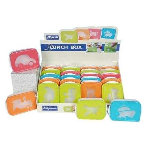 Lunch Box Plastique 1 Paquet / S