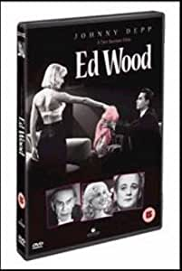Ed Wood [DVD] [1995]