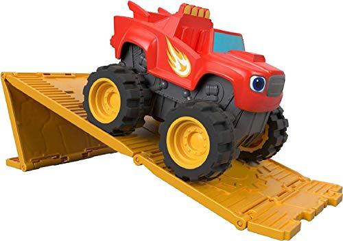 Blaze fuoristrada motorizzato-macchinina monster truck giocattolo 3+ anni, fhv13
