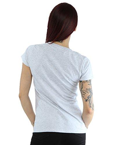 Disney Femme Classic Peter Pan T-Shirt Heather Gris