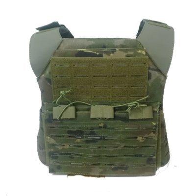 IMMORTAL WARRIOR tactical gear Chaleco JPC Gen3 - Boscoso pixelado Español