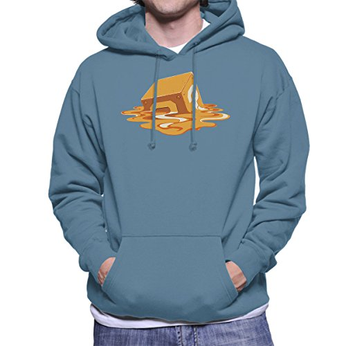 Melting Mystery Box Mario Men's Hooded Sweatshirt