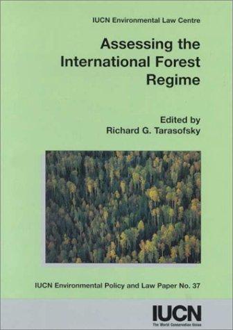Assessing the International Forest Regime par (Broché - Jan 1, 1998)