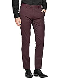 next Hombre Pantalones De Traje Esmoquin Con Textura
