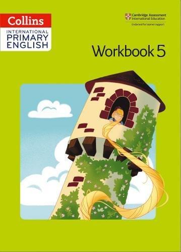 Collins Cambridge International Primary English – International Primary English Workbook 5 por Fiona Macgregor
