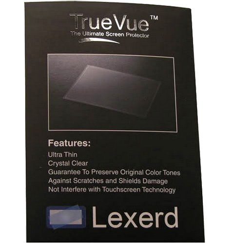Lexerd - Sony DCR-DVD305 TrueVue Crystal Clear Digital Camcorder Screen Protector