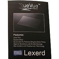 Lexerd - Protection Ecran Transparente TrueVue pour Appareil Photo Numérique Canon PowerShot SD980 IS