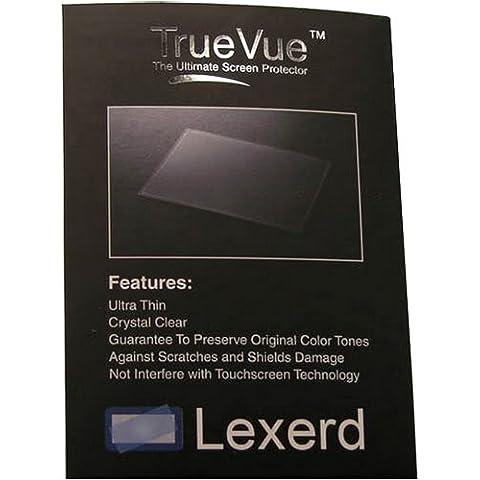 Lexerd 4-1SM2-3X6-7SM5-1TBF - Protector de pantalla (Fujifilm, Cámara, Transparente, Silicona, Tereftalato de polietileno (PET), Fujifilm FinePix SL240/SL260/SL280)