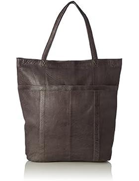 PIECES Damen Pcjacky Leather Shopper Schultertasche, 13 x 42 x 34 cm