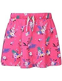 Mountain Warehouse Seaside Falda para niñas - Ligera, para Debajo del pantalón, cordón de Ajuste, Falda Corta de Cintura elástica - Ideal para Vacaciones, Piscina, Playa