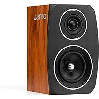 "Jamo Concert C 91 Dark Apple - Altavoz para rangos graves de composición cónica híbrida de 4"""