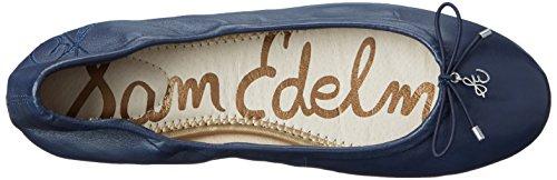 Sam Edelman Women's Felicia Ballet Flat,Navy,10.5 M US Navy