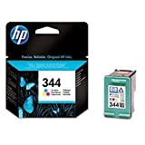HP 344 - Druckerpatrone - 1 x Farbe (Cyan, Magenta, Gel