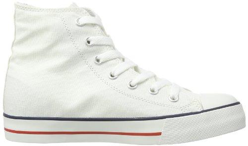 Lico Jazz High 180350 Damen Sneaker Weiß (Weiß)