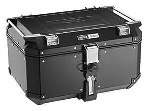 Givi Top Case Noir Trekker Outback Monokey, Aluminium, 58 L